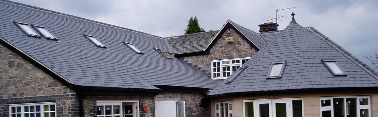 New Roofing Example