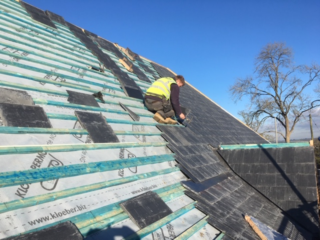 Five Star Roofing For Your Leicester Roofing Needs